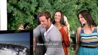 William Levy's @WillyLevy29's AT&T U-Verse Wireless Receiver Commercial