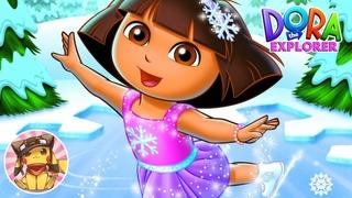 DORA THE EXPLORER Dora Saves the Snow Princess - Full Game [Wii HD] (Nick Jr. Games)