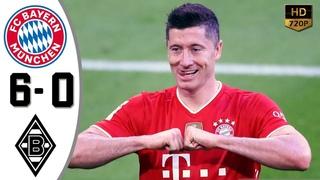 Bayernn vs GIadbach 6−0 - All Gоals & Extеndеd Hіghlіghts - 2021