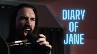 Jordan Radvansky - Diary of Jane (Breaking Benjamin Cover) (Official Music Video)
