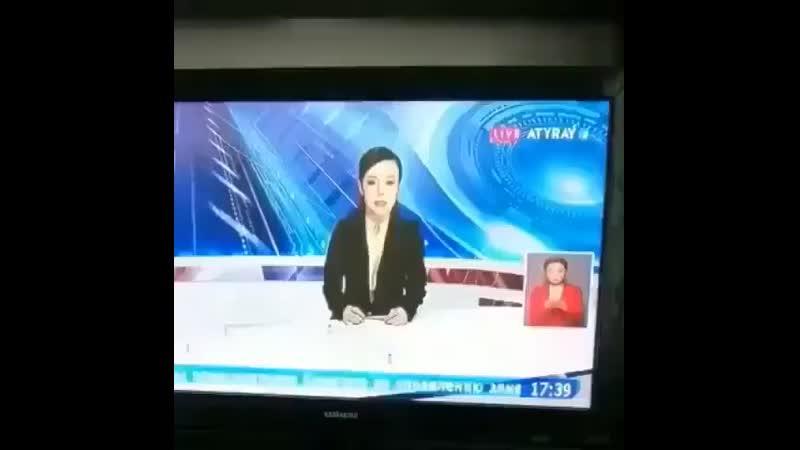 Айба жанұия компаниясы теле арнада корсетілді