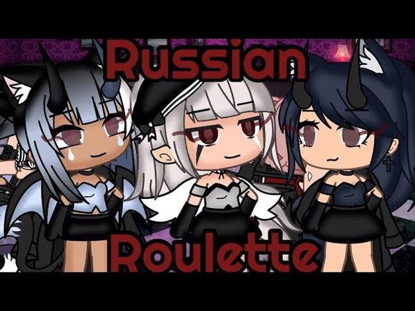 Russian Roulette GLMV ft WOLFY SHADOW gacha life