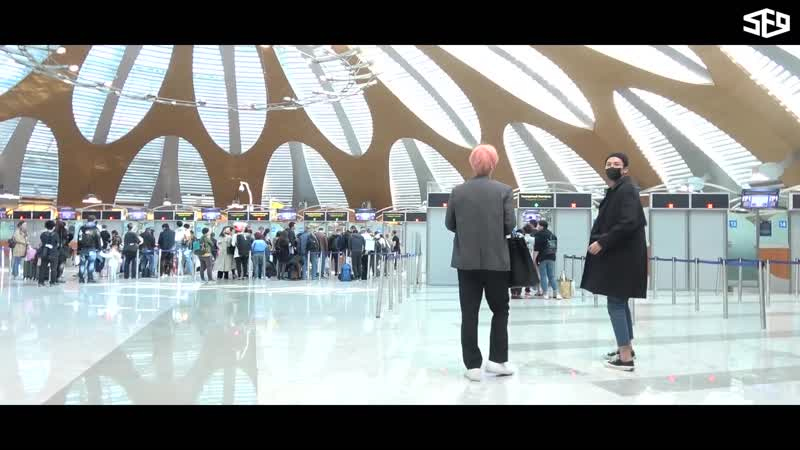[SF9s Travelog] in Moscow Preview