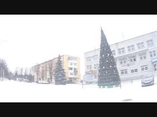 Зима накрыла город (Неман )
