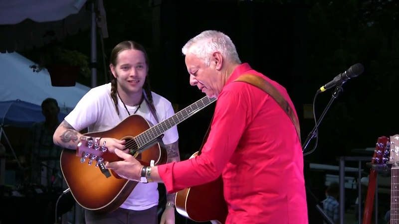Guitar Boogie Workin' Man Blues l Collaborations l Tommy Emmanuel with Billy Strings Live