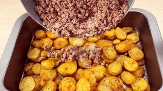 Ein schnelles und einfaches Rezept für Kartoffeln für die ganze Familie #4