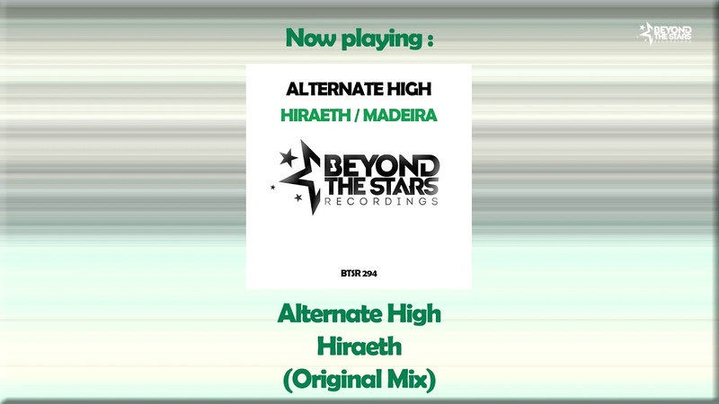 Alternate High Hiraeth Beyond The Stars Recordings