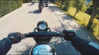 Nmoto Nostalgia test ride