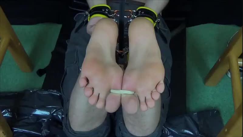 Falaka Bastinado On Hot Male Feet