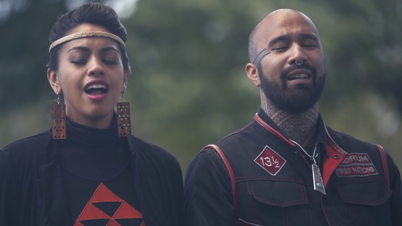 Hāwane feat Nahko Directions Official Music Video