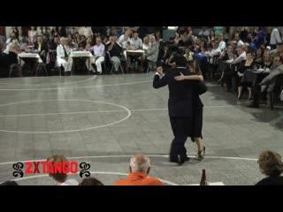 Carolina bonaventura  francisco forquera tango argentino en sunderland feb 2011
