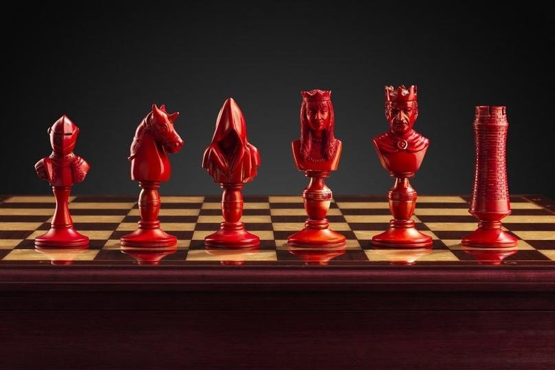 Продвижение шахмат и нард премиум-класса, изображение №3