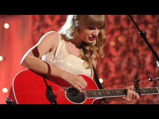 Taylor Swift VH1 Storytellers