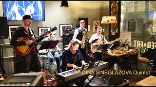 Dina Sineglazova Quintet - James (Pat Metheny/Lyle Mays) | MORE THAN BOSSA
