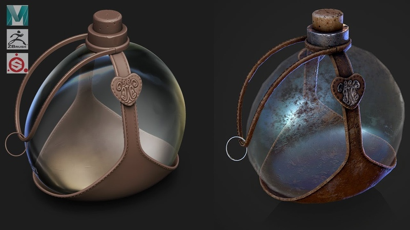 Autodesk Maya 2020 Zbrush 2020 Substance Painter Flask