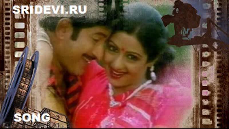 Песня Neeku Chakkiliginthalu Petta из фильма Khaidi Rudraiah telugu 1986