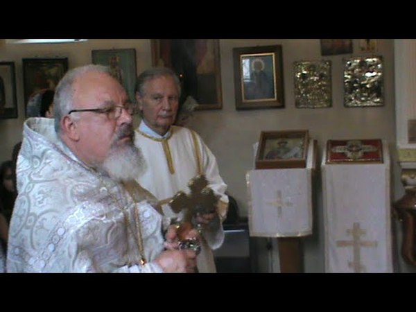 Louange à Saint Chrysostome