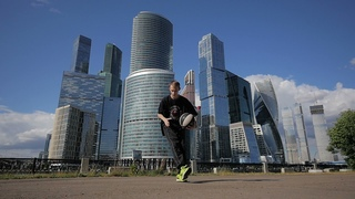 Shine in Moscow [ Freestyle Basketball ]