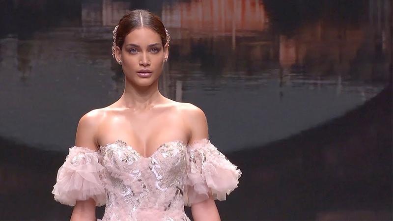Nicole Milano Barcelona Bridal Fashion Week 2020 Full Show