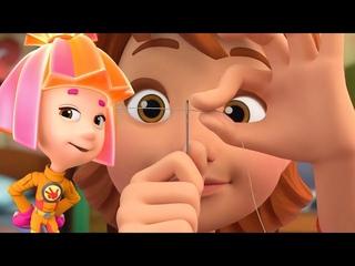Фиксипелки: Ниточка - Песенка из мультфильма Фиксики - Песенки для детей