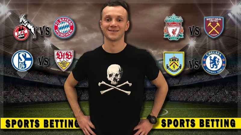 Прогноз на футбол Ливерпуль Вест Хэм Бернли Челси Кёльн Бавария