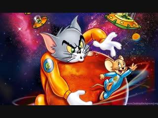 Том и Джерри, Полет на Марс_Tom and Jerry Blast Off to Mars! (2005) BDRip 1080p