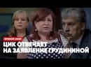 ⚡️Срочно Жесткое решение ЦИКа по выборам Прямой эфир