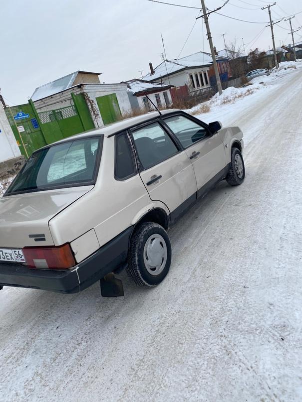 Купить ваз 21099, 1997 года | Объявления Орска и Новотроицка №12558