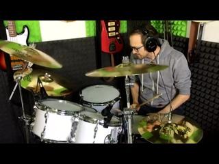 Centent Drum Cymbals - Dolphin series (Brass 14, 16, 18, 20) DEMO