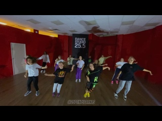 Hip Hop Teens choreo by Nastya Rodionova