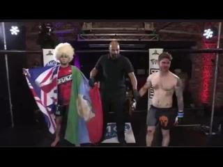 Мухаммад Мокаев vs Дэйв Джонсон