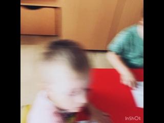 Видео от Анны Ишутиной