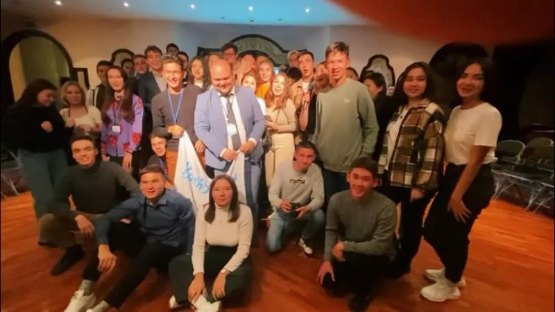 Видео от Ассоциация студентов и аспирантов Башкортостана
