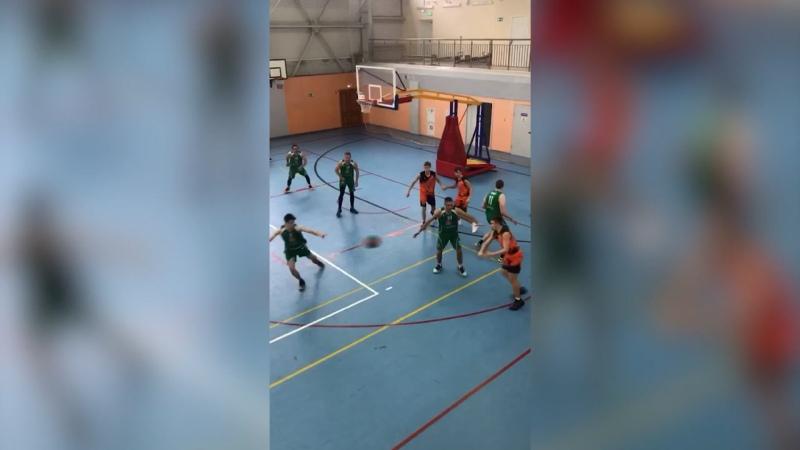 Видео от Баскетболисты Владимирской области