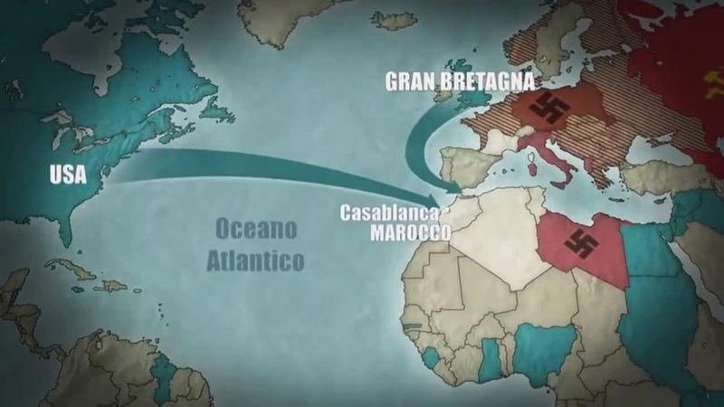 Апокалипсис Вторая Мировая Война 5 серия Крупнейшие десантные операции
