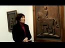 Винера Абдуллина - скульптор.