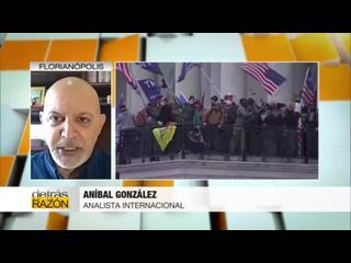 ATAQUE AL CAPITOLIO: momentos de muerte y terror en EEUU