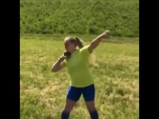 Проект «Тренируйся дома». Легкая атлетика. Видео 158