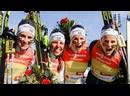 SVERIGE VINNER STAFETTEN I SEEFELD - Sweden wins HISTORIC gold - Women's Relay - VM Seefeld 2019