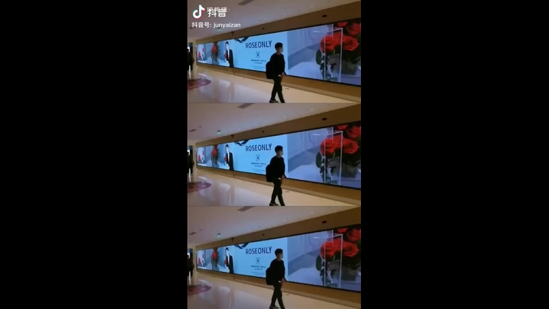 LED экраны в China World Mall, Пекин (2)
