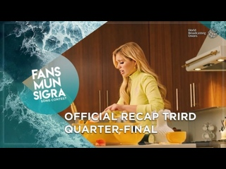 FANS MUN SIGRA SONG CONTEST, SEASON 12, Denmark, Aarhus. Quarter-Final 3