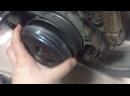 Скутер 170 куб в ремонте