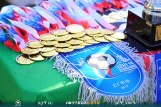 Финал Кубка города Сочи 2020