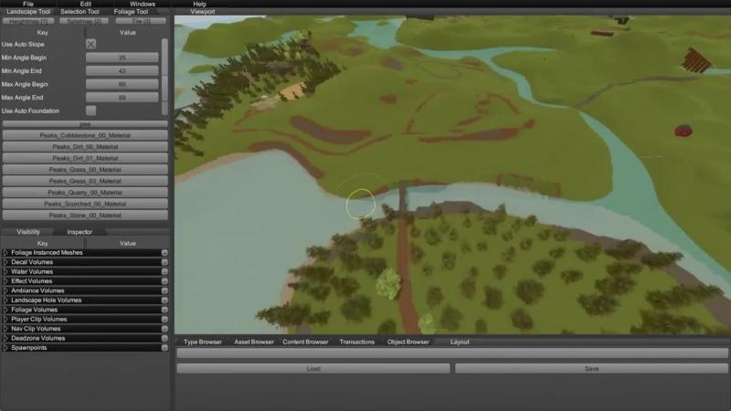Unturned Devkit | Подготовка ландшафта (Speed)