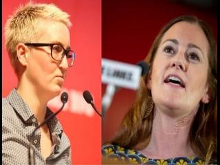 Руководителями Левой партии Германии впервые станут две женщины.