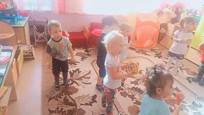 Видео от МБУ детский сад № 48 Дружная семейка