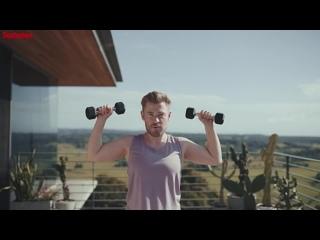Рекламный ролик фитнес приложения Centr | Крис Хемсворт (Озвучка)