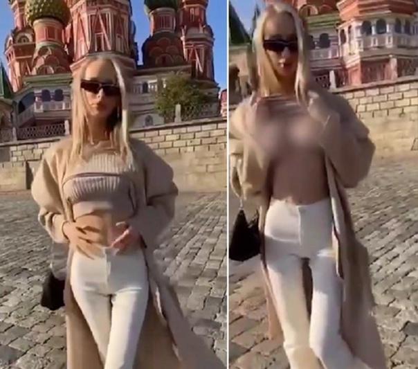 Еще одна московская блогерша решила оскорбить чувс...