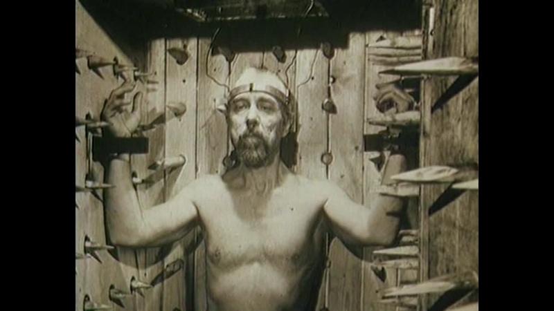 «Серебряные головы» (1998) - драма, комедия, сюрреализм. Владимир Маслов, Евгений Юфит