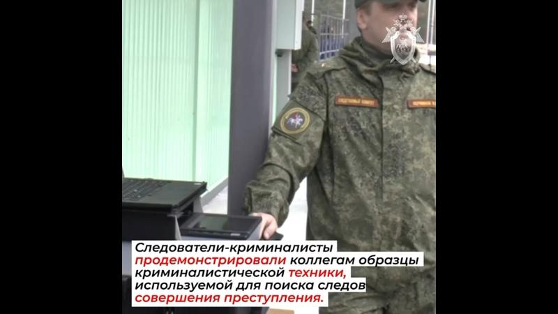 Видео от СУ СК России по Ленинградской области